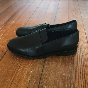Eileen Fisher Vero Cuoio Leather SlipOn